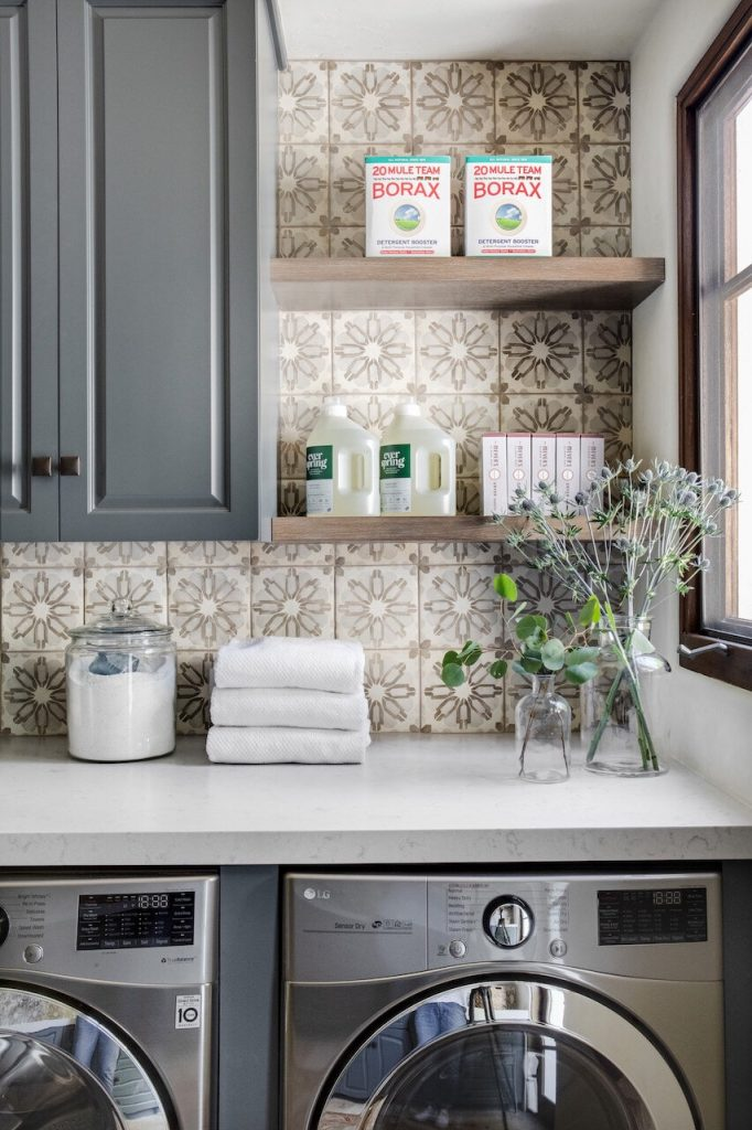 How to Design With: Painted Terra Cotta Tile | Interiors for Families | Blog of Kelly Rogers Interiors